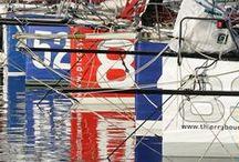 Transat Jacques Vabre / Vivez l'ambiance du village du 17 au 25 octobre 2015 autour du bassin Paul Vatine. Une organisation Ville du Havre