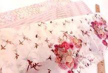 Nos tissus {Habillement} / Découvrez nos tissus et les créations de nos couturières, disponibles dans nos 3 magasins et bientôt sur notre boutique en ligne !