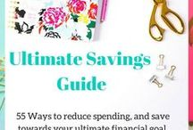 Saving Money Ideas / Easy life hacks to help you get the most bang for your buck!