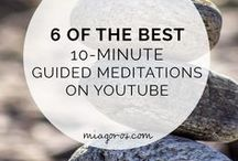 Meditation Mindfulness / Meditation leads to mindfulness equals greater coping skills in a chaotic world.  Learn to find that peace of mind that you yearn for.