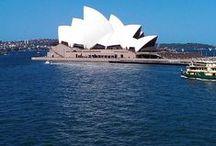 Australia, New Zealand and Oceana / Tips and ideas for family travel to Australia, New Zealand and Oceana including Fiji, Bora Bora and more.