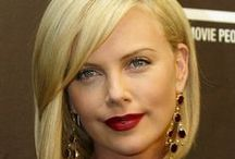CHARLIZE THERON STYLE  1000 PINS / by Ines Belen Vazquez