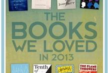 Book Lists - 2013 / Lists of top books of 2013 from different sources