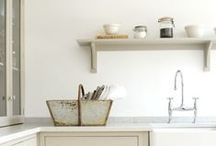 kitchen design | decorating / Kitchen decorating, cabinets, colors, tables and organizing ideas and tips.