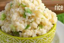 Rice Recipes for Entertaining  / Rice recipes, ideas for entertaining guest and party ideas