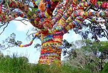 Yarn Bomb / by Sébastienne Hillenstedt