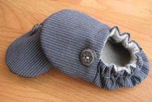 Diy Baby shoes / zapatitos de bebes / by Pallets - Reciclaje
