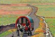 Gypsy Rose Wagon fav / Gypsy Wagons
