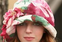 Gypsy Rose Hat passions / Hats