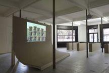 """Bertille Bak """"Le tour de Babel"""" / Exposition présentée du 6 juin au 31 août 2014 au Grand Café de Saint-Nazaire"""