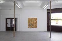 Farah Atassi / Exposition présentée du 11 octobre 2014 au 4 janvier 2015, au Grand Café – centre d'art contemporain de Saint-Nazaire