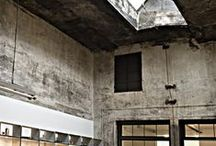 Industrial Architecture and Rustic Design
