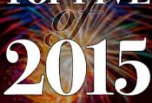 Book Lists - 2015