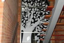 Lo que hacemos / Desarrollos realizados por 173 Estudio Creativo  Decoración / Plotter de corte / vinilos decorativos / Cuadros / Combinación de materiales / Acero / Acrílico / madera / Plotter / Tendencia / Decoración de interiores  Pregúntanos por más: http://173estudiocreativo.com/