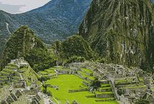 South & Central America Travel / Travel ideas for Central and South America including Brazil, Argentina, Colombia, Ecuador, Peru, Chile and more.