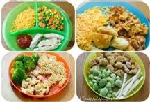 Toddler Meals / Easy meals for toddlers
