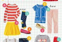 Kids Clothing and Fashion / Latest trends in kids fashion