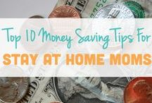 Tips for Stay at Home Moms / Tips for stay at home moms