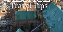Alsace Travel Tips / Cobbled streets and ancient architecture - exploring Strasbourg and Colmar