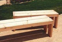 Benk Bench / Simple bench design