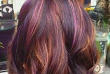 Hair Inspiration & Ideas / Colour & style inspiration.