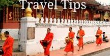 Laos Travel Tips / Tips for travelling to Laos, from temples and waterfalls in Luang Prabang to tubing the Mekong and exploring the cities.
