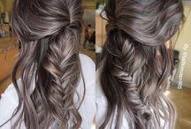 Hair Style/Colour Inspo