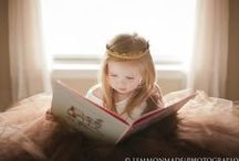 BOOKS for a Princess Party / Princess Books to read and help with the planning of your Princess Party.