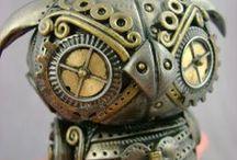 Steam-Scierific / by Anya George