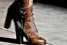 Shoes - Elegance for the Sole / by Anya George