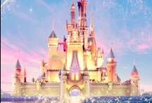 Disney / The magical world of Disney / by Kelly O