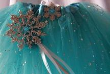TUTUS on My Princess Party to Go / Tutus for a Princess Party. Tutu party favor ideas and tutu gifts. #princesstutus #tutusforaprincessparty #princesspartytutus #princessbirthdaypartytutus