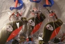 PIRATE PARTY FAVOR ideas from My Princess Party to Go / Pirate Party favors on My Princess Party to Go