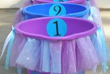 PRINCESS PARTY GAMES / Best Selection of Princess Birthday Party Games and Activities. Pass the Magic Wand, Kiss the Frog, Coins in the Crown, Search for the Glass Slipper and More.