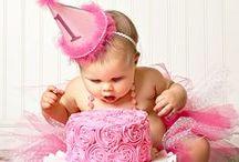 Princess 1st Birthday Party