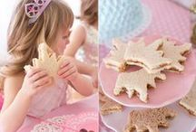 FOOD IDEAS at a Princess Party / Food served at a Princess Party can be very simple but with just the right twist --royally cute!
