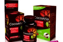 CocoaVia® / Make CocoaVia® supplement a part of your daily routine!