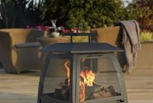 A cosy night out / The weather is getting colder, but that doesn't mean you can't get cosy in the garden! / by B&Q
