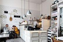 Cafè / Restaurant / Shop / by Vita Mak / Power-nap Over