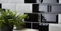 Tile collections / Here at B&Q we've got everything you need to create a tiling masterpiece. You'll find all the latest tiling trends and plenty of ideas here to get you started.