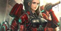 RPG - Robôs e Armas de Fogo