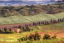 Italy / On my bucket list of places I must visit, Italia!