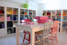 Knitting Workspaces / by Leah Michelle Designs