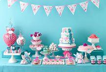 Verjaardags/feest ideeën