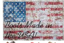 Made in the USA / by OutTo Lunch