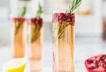 recipes: drinks, beverages / Beverages, drinks, cocktails, and mocktails.  A collection of beverages that are nonalcoholic, alcohol, caffeine, decaffeinated and or healthful drinks.