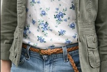 Fashion / Style ideas  / by Angie Summers