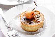 recipes: pies, tarts, crisps, galettes / Pies, tarts & tatins (sweet & savory), galettes, crisps, tartlettes.