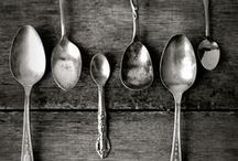 photography spoon, scoop, fork / photography - focal point is spooned, scooped or forked.   If you are not following, please limit repins to 10 a day per board.