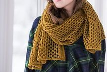 Scarves / by Leah Michelle Designs